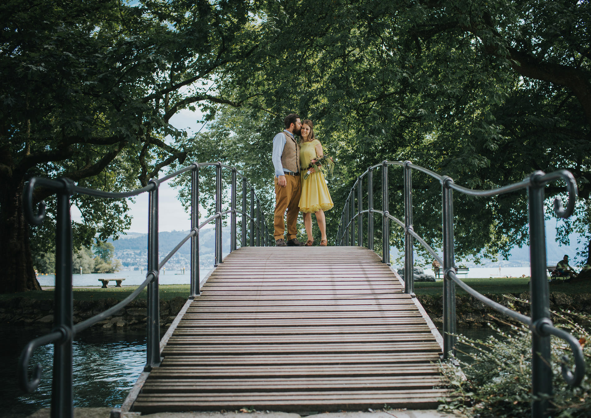 Heiraten in der Villette Cham