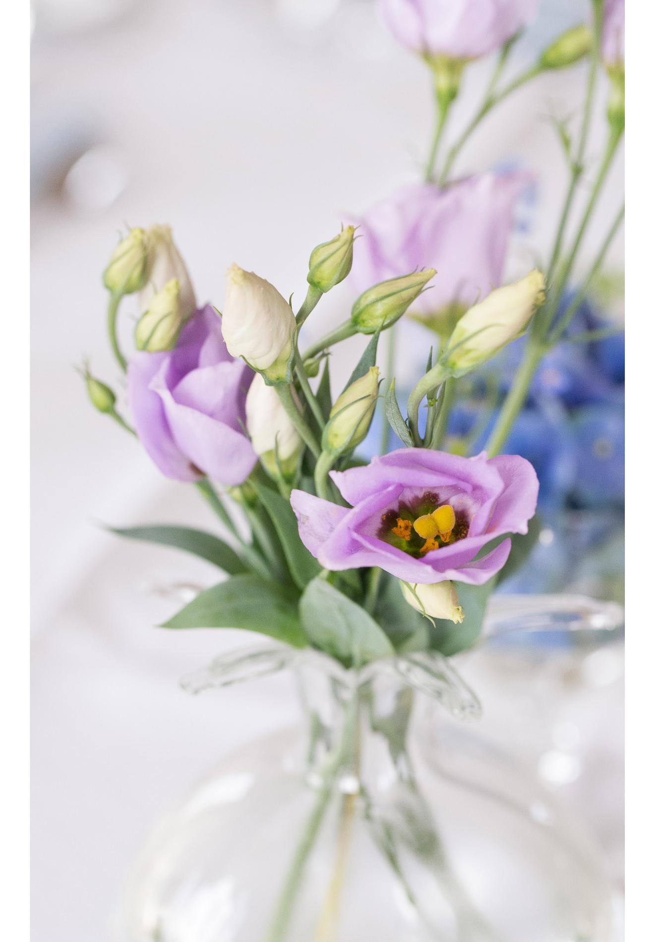 Tischdekoration Flower Hochzeit