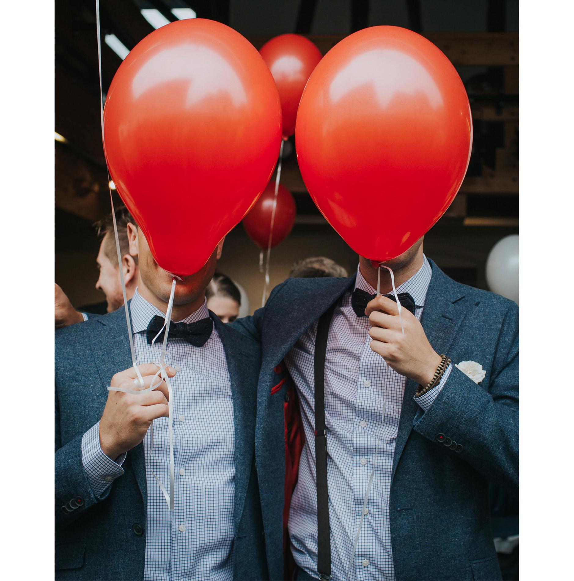 Hochzeit Ballone