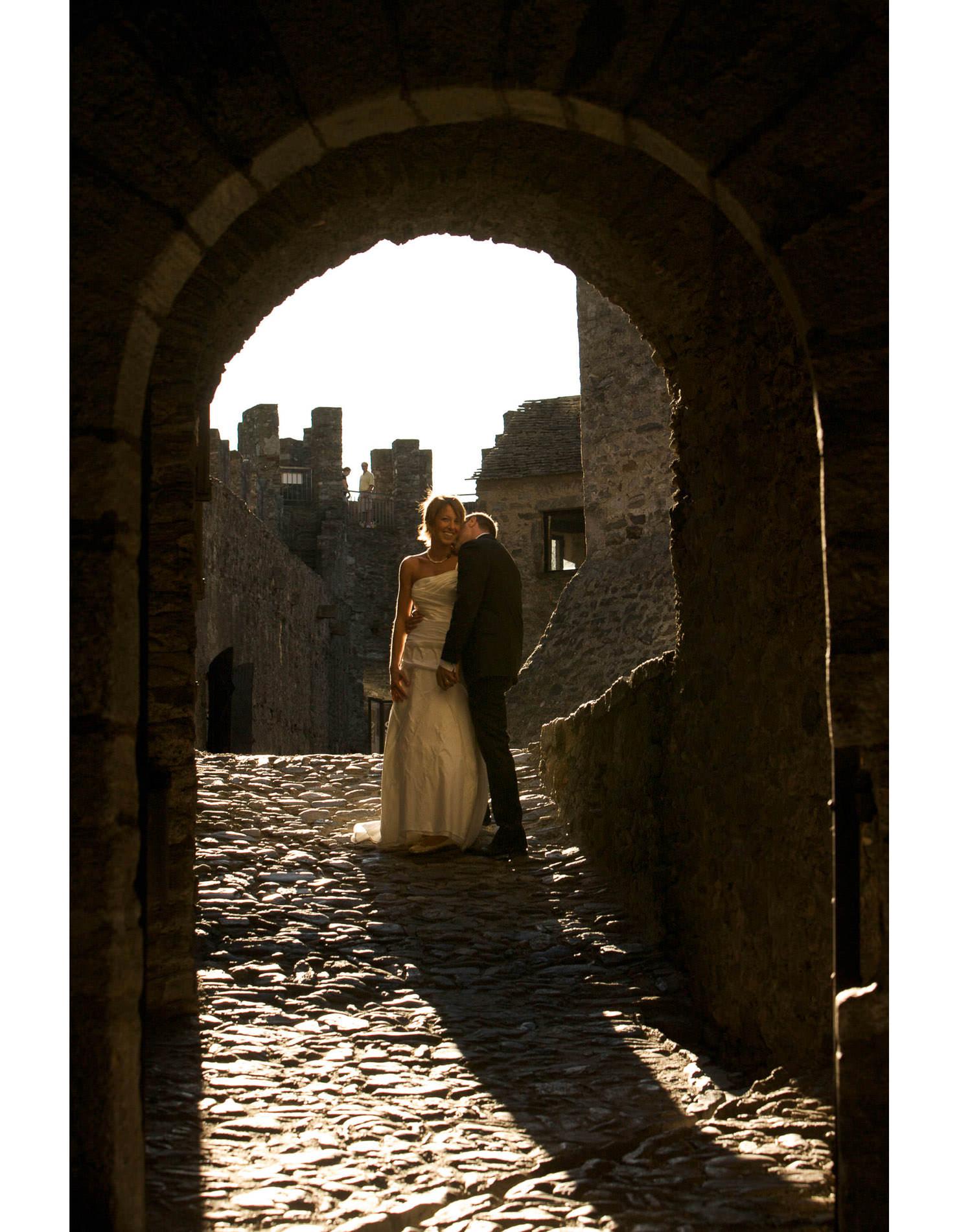 Hochzeit Schloss Bellinzona