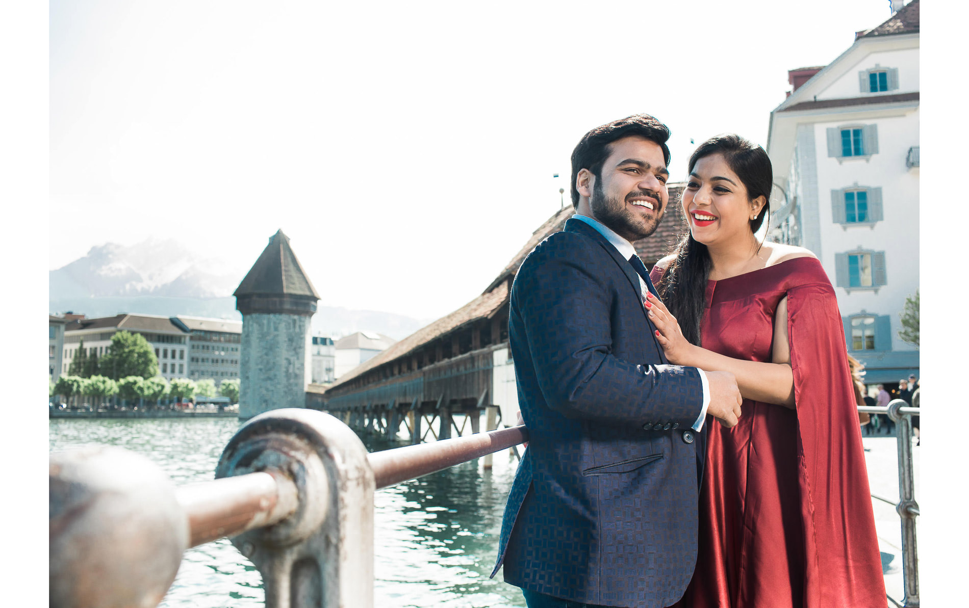 Wedding Lucerne Switzerland Photographer