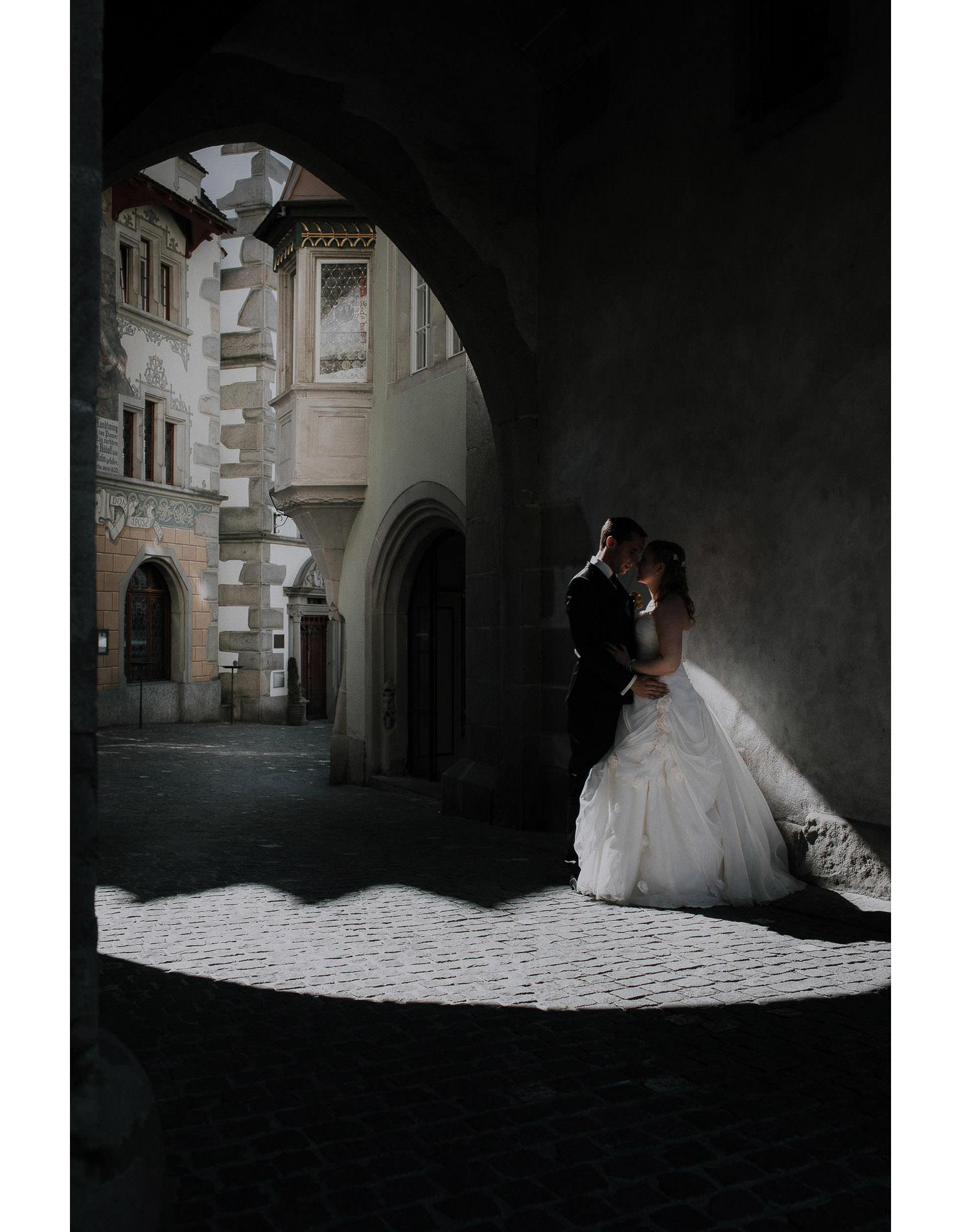 Heiraten in Zug am Zugersee Hochzeitsfotograf
