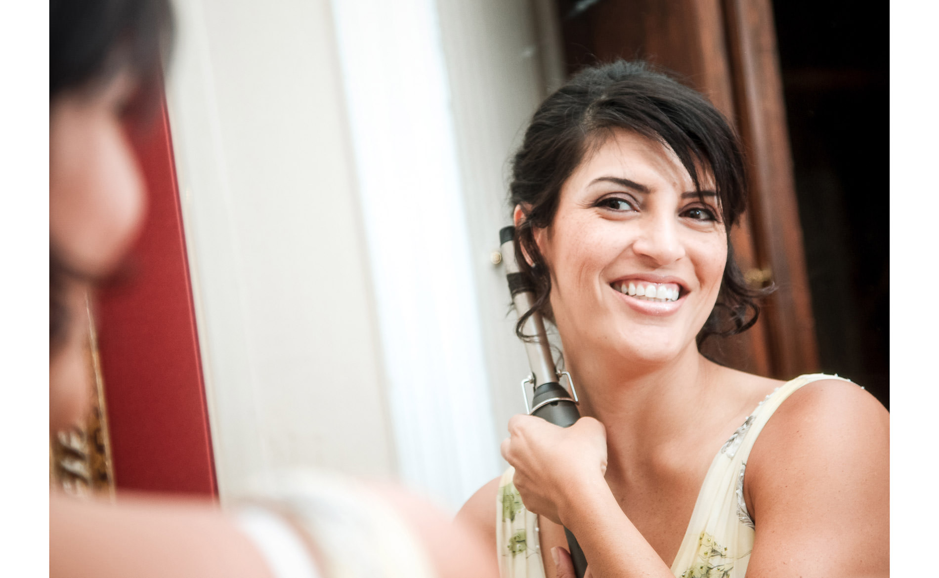 Make up Hochzeit Coiffeur