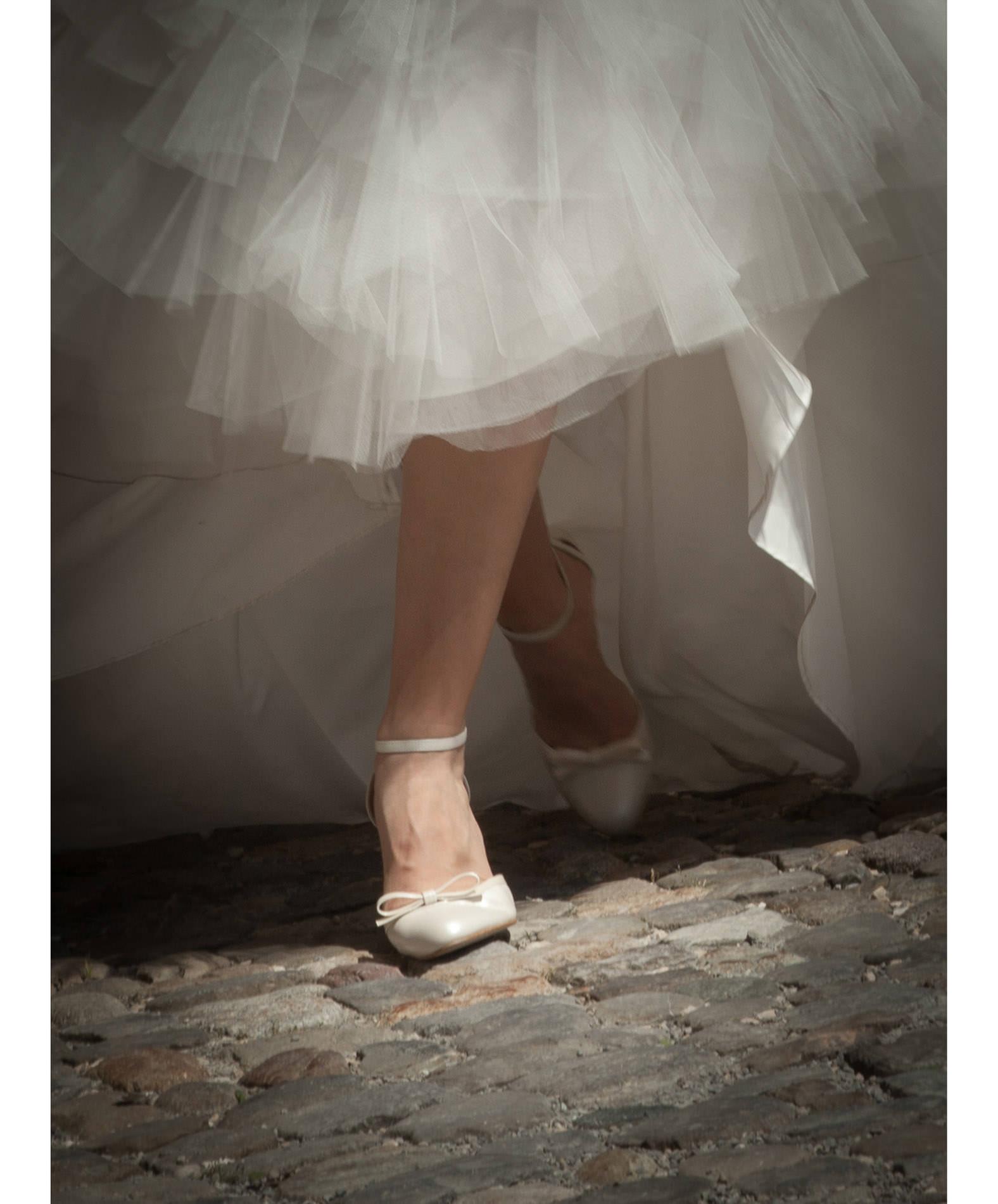 Hochzeit Schuhe Braut