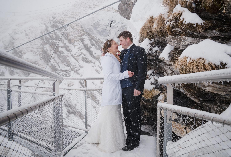 Hochzeitsfotograf Grindelwald