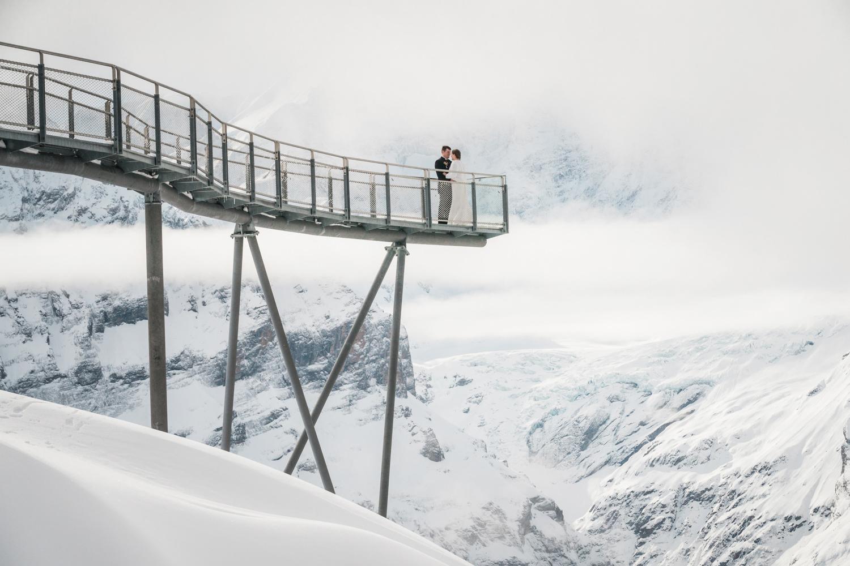 Hochzeitsfotograf Grindelwald Jungfrau